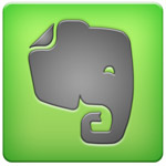 Evernote - Partage de notes